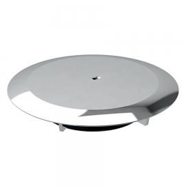 GEBERIT Ablaufdeckel D 90, für Duschwannenablauf, Sperrwasserhöhe 30/50 mm, hochglanz-verchromt