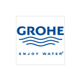 GROHE Rosette 45217 48mm chrom