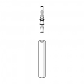 HANSADESIGNO Pinhebel L=50mm