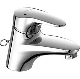 HANSAMIX Waschtisch-Einhand-Einlochbatterie für offene Heißwasserbereiter, m. Kette, chrom