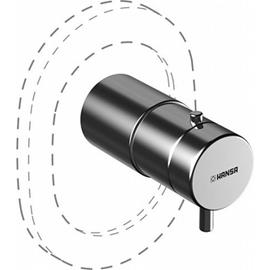 HANSA Umbausatz für Unterputz-Universal-Einbaukörper in Thermostat-Brausebatterie