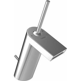 HANSASTELA Waschtisch-Einhand-Einlochbatterie mit HANSAFLOW Strahlformer, chrom