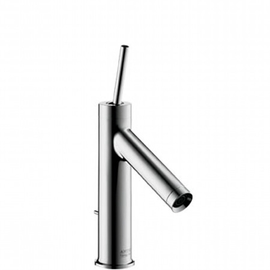Axor Starck Einhebel-Waschtischmischer DN15, mit Ablaufgarnitur, chrom