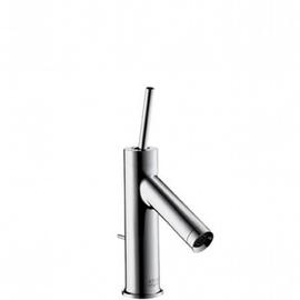 Axor Starck Einhebel-Waschtischmischer f. Handwaschbecken DN15, mit Ablaufgarnitur, chrom
