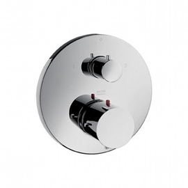 Axor Starck UP-Thermostatbatterie mit Ab-/Umstellventil, chrom
