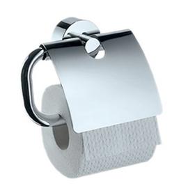 Axor Uno2 WC-Papierrollenhalter mit Deckel, chrom
