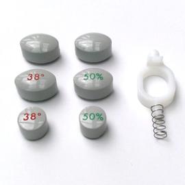 Hansgrohe Tasten für Thermostat 1001