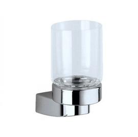 KEUCO Mundspülglas lose aus Echtkristallglas, passend zu diversen Glashaltern
