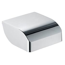 KEUCO ELEGANCE NEU Toilettenpapierhalter mit Deckel, chrom