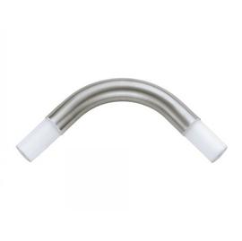 KEUCO PLAN Rohrbogen 90 Grad für Viereck-Duschwannen-Vorhang, chrom