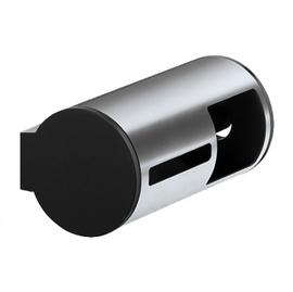 KEUCO PLAN 2-fach-Toilettenpapierhalter für Rollenbreite 100 mm, edelstahl