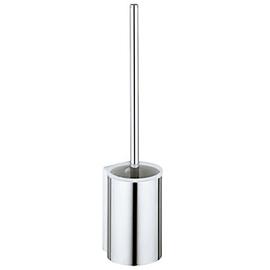 KEUCO PLAN Ersatzteil Kunststoff-Einsatz, lose zu Toilettenbürstengarnitur 14972, weiss