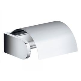 KEUCO EDITION 300 Toilettenpapierhalter mit Deckel, chrom