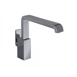 KEUCO EDITION 300 Einhebel-Waschtischmischer Ausld. 243 mm, mit Ablaufgarnitur, chrom ND