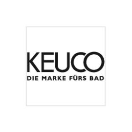 KEUCO Mischwasserkart. Ersatzt.Arm. 50100, mit Kartuschenmutter, zu 51804/51904