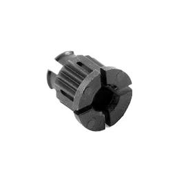 KWC Rastbuchse für Oberteil, Kunststoff schwarz, Z631222