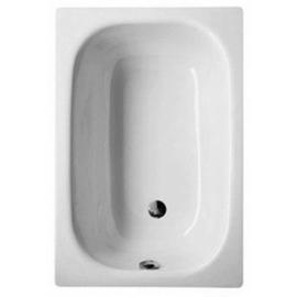 LABETTE Kleinraum-Badewanne 1080 x 730 x 420 mm,weiss