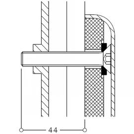 Normbau NYLON LINE-Montageset MS 4.9 A 3