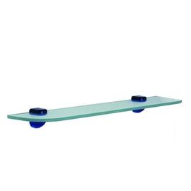 Normbau NYLON LINE-Ablage mit Glasplatte 300 mm, 924.23/15 manhattan