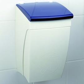 Normbau NYLON LINE-Abfallbehälter 225 x 225 mm, 924.48/15 manhattan
