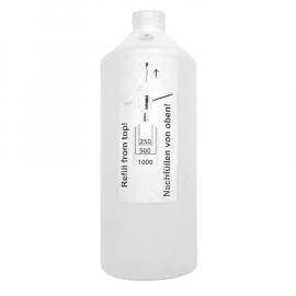 OSTERMANN Seifomat Seifenspender Behälter 500 ml mit Membrane MF 050 Ersatzteilnr. 14635411
