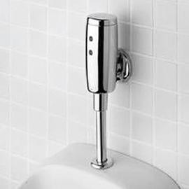 ORAS ELECTRA Urinalsteuerung berührungsfrei, 6 V Batteriebetrieb, chrom