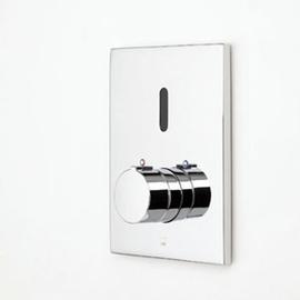 ORAS ELECTRA Fertigset Brausearmatur, 6 V, chrom