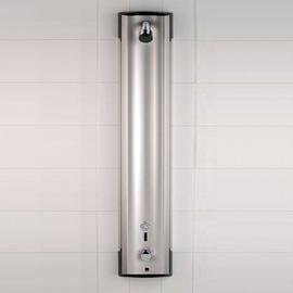 ORAS ELECTRA Duschpaneel 6 V, Aluminium/chrom