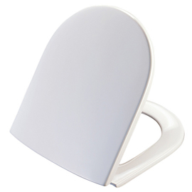 PRESSALIT Objecta D WC-Sitz mit Deckel, BR7 Universal-Flex-Scharnier, weiss polygiene