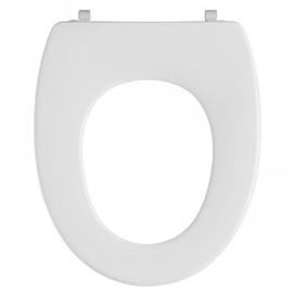 PRESSALIT Pinocchio Kinder-WC-Sitz ohne Deckel, BU5 Universalscharnier, weiss