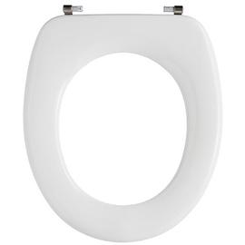 PRESSALIT 2000 WC-Sitz ohne Deckel, UN3 Univertikalscharnier, weiss