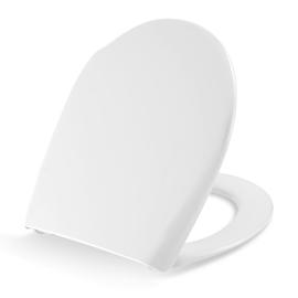 PRESSALIT ConCordia WC-Sitz mit Deckel, Absenkautomatik und lift-off Funktion, D05 Universalscharnier, weiss