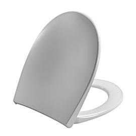 PRESSALIT Scandinavia PLUS WC-Sitz mit Deckel, Absenkautomatik und lift-off Funktion, D05 Universalscharnier, weiss