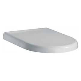 IDEAL STANDARD Washpoint Klosettsitz mit Deckel Edelstahlscharniere, softclosing, weiss