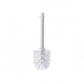 INDA WC-Bürstenkopf mit halbem Stiel zu Bürsten-Garnitur