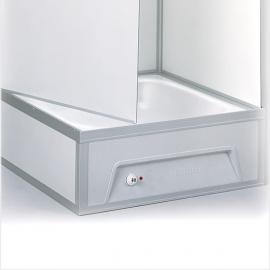 ROTH EXKLUSIV Dusche, Unterteil Typ 022, 845 x 845 mm, mit Boiler, ohne Pumpe