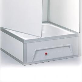ROTH EXKLUSIV Dusche, Unterteil Typ 024, 845 x 845 mm, ohne Boiler, mit Pumpe