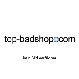V&B LuXXus Quaryl-Eck-Badewanne 1450x1450 mm, weiss, Schürze in Aluoptik