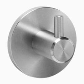 WAGNER-EWAR Einfach-Haken AC 215, Edelstahl hochglanz