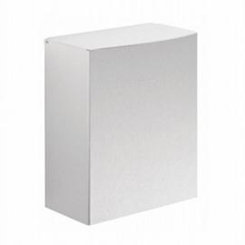 WAGNER-EWAR Hygiene-Abfallbehälter WP 179 ca. 5 l, Edelstahl hochglanz