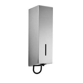 WAGNER-EWAR Seifenschaumspender WP 103 für 400 ml, Edelstahl hochglanz