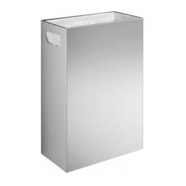 WAGNER-EWAR Abfallbehälter WP 178 ca. 23 l, Edelstahl hochglanz