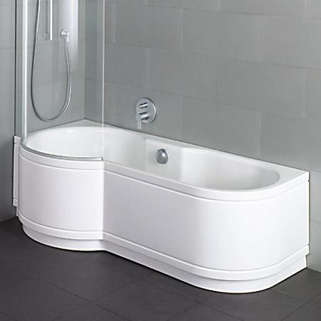 top badshop bettecora comfort ecke badewanne mit duschbereich links 1600 x 900 x 420 mm weiss. Black Bedroom Furniture Sets. Home Design Ideas