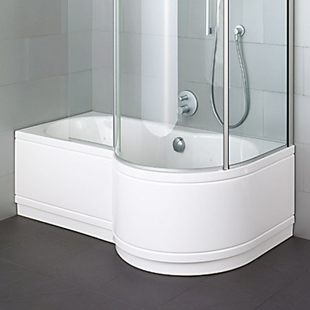 top badshop bettecora ronda comfort badewanne mit duschbereich rechts 1600 x 900 700 mm weiss. Black Bedroom Furniture Sets. Home Design Ideas